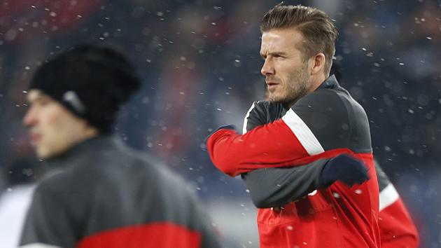 Image-conscious Beckham melting French hearts