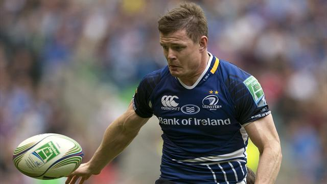RaboDirect Pro12 - Leinster coast past winless Zebre