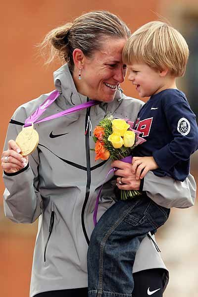 Kristin Armstrong. Getty Images.