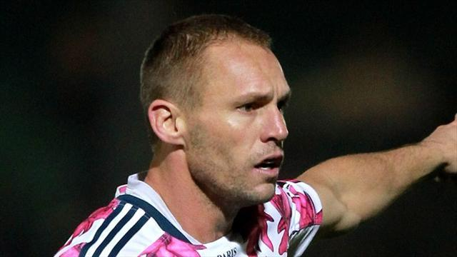 European Challenge Cup - Warwick 'fine' following injury scare