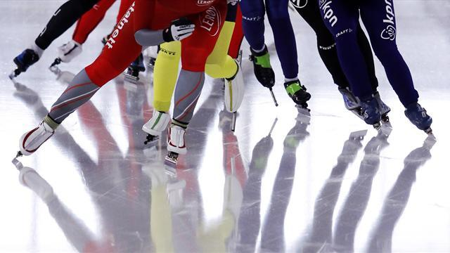 Speed Skating - Gooch optimistic about Sochi but fears short track's unpredictability