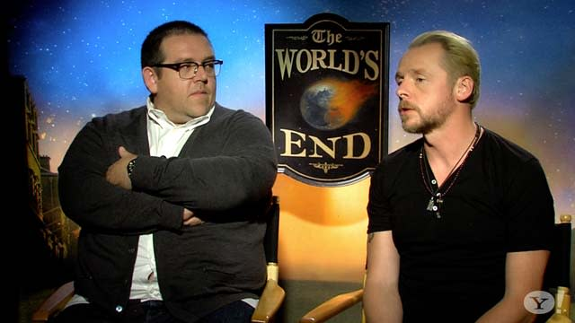 All Brits Are Drunk? 'The World's End' Insider Access