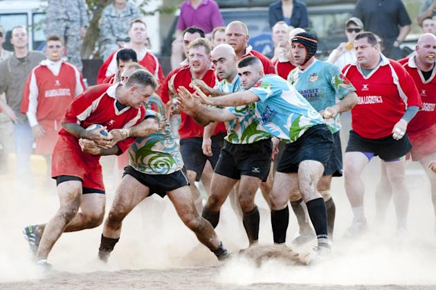 """""""Their native sports, football, rugby, cricket are adopted internationally while our sports reside mainly in America."""""""