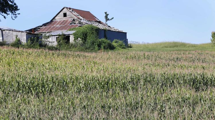 Midwest hot, dry spell brings back drought worries