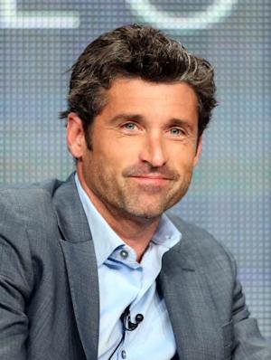 Patrick Dempsey speaks onstage at the 'Racing LeMans' panel discussion during the Velocity portion of the 2013 Summer Television Critics Association tour - Day 2 at the Beverly Hilton Hotel on July 25, 2013 -- Getty Images