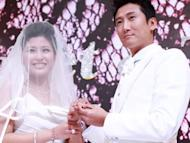 Timmy Hung & Janet Chow wedded