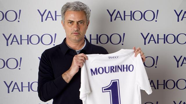 Football - #Special1s - Win a training session with Jose Mourinho!