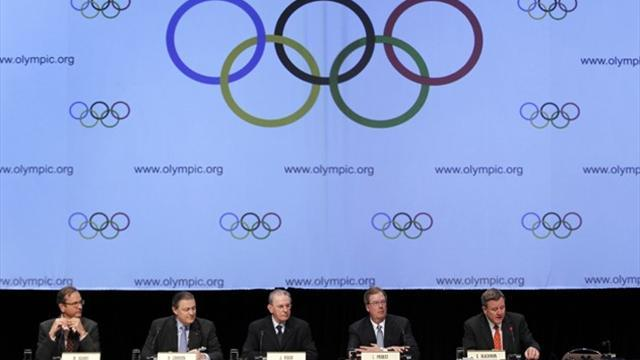 Olympic Games - USOC backs gay rights but won't lead charge for change