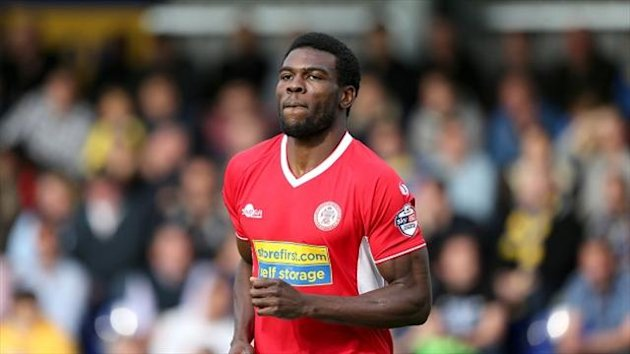 Kayode Odejayi has returned to Accrington