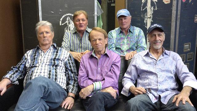The Beach Boys Talk: New Song And The Shins
