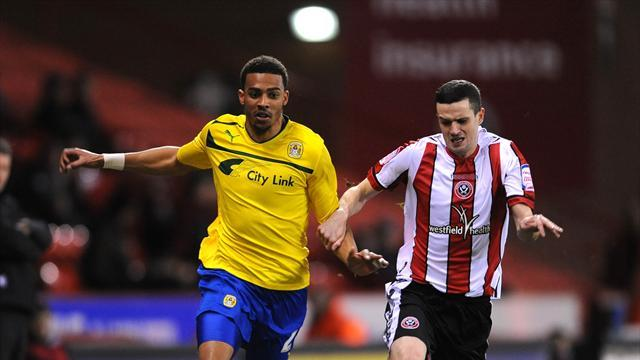 League One - Round-up: Murphy strike sends Blades top of table