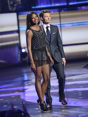 'American Idol': Amber Holcomb Breaks Down After Elimination; Needs 'A Minute'