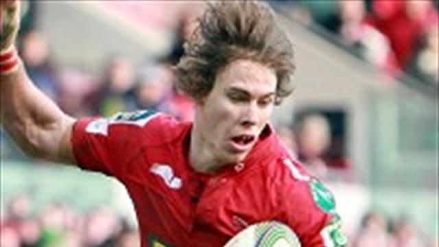 Rugby - Scarlets claim Zebre scalp