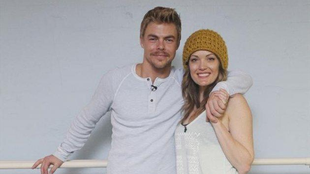 Derek Hough, Amy Purdy -- ABC