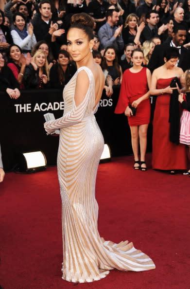 The A Shape, Jennifer Lopez