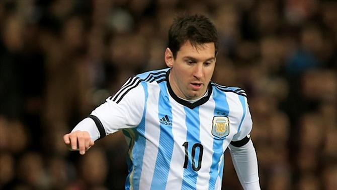Football - Lionel Messi doubtful for Ecuador friendly