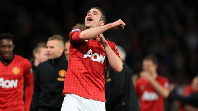 Serie A - Van Persie 'asked for Juve blessing'