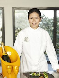 Thai chef Duangporn Songvisava, better known as Bo, has been named Asia's Best Female Chef