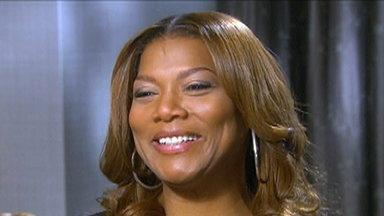 Queen Latifah On Handpicking Common for 'Just Wright' and Taking On Her First Love Scene