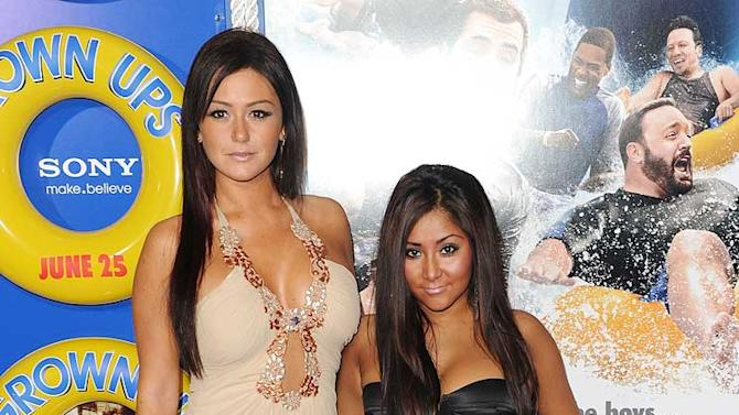 J Woww Snooki Grown Ups Pr
