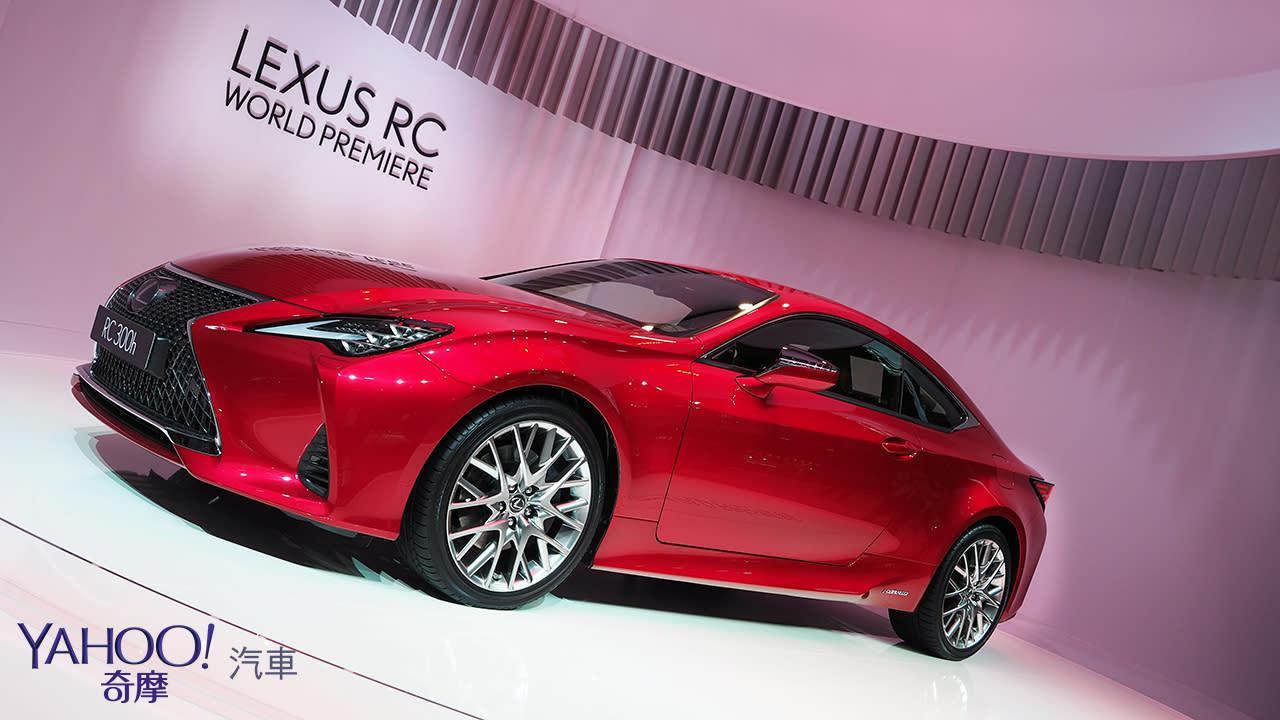 【巴黎車展圖輯】Toyota、Lexus展開車款新革命!Corolla Touring Sports、Rav4及Supra概念車 Lexus RC與UX上陣!