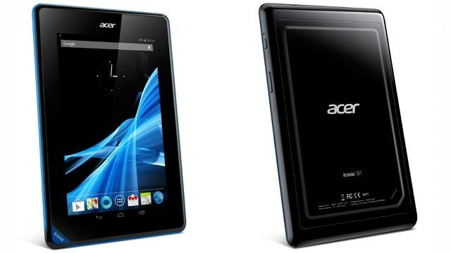 Acer Iconia B1: How Much Tablet Does $130 Buy You?