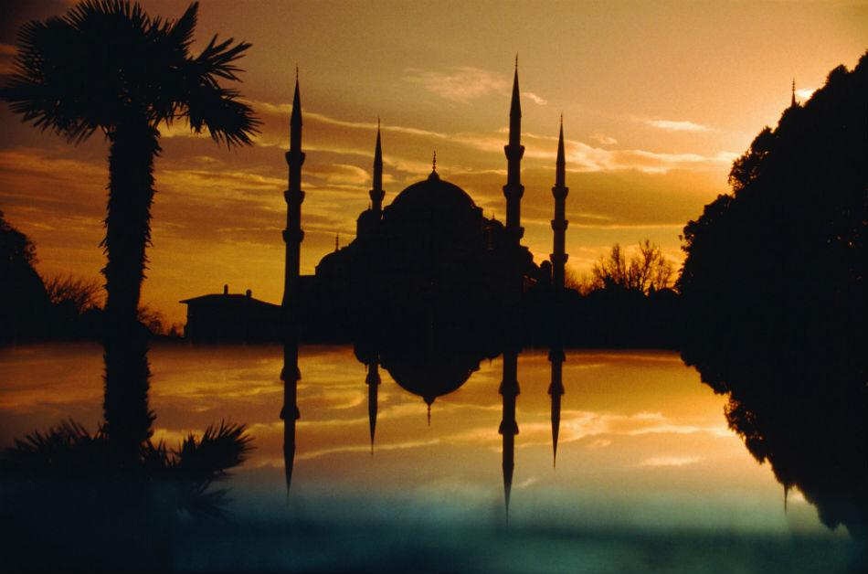 Turkey: This cradle of civilization, where the best of two worlds collide, is located at the cusp of two continents.