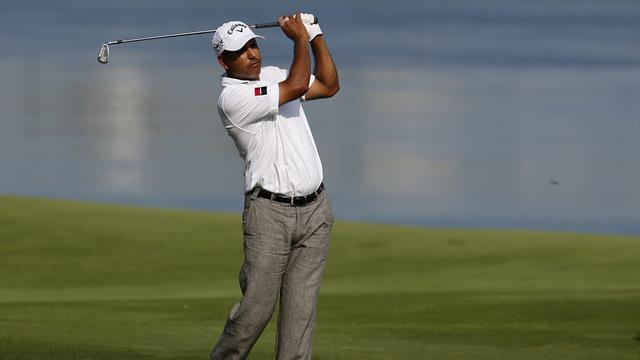 Golf - Singh swaps red carpet for Scottish Open greens