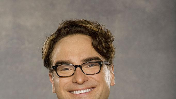 "Johnny Galecki stars in ""The Big Bang Theory."""
