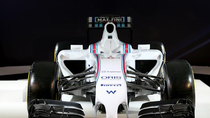 Williams F1 Launch