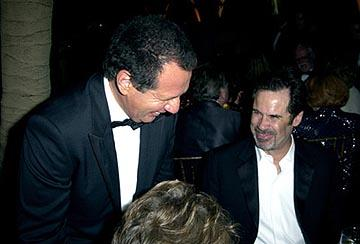 Garry Shandling, Dennis Miller The Governor's Ball 55th Annual Emmy Awards After Party - 9/21/2003