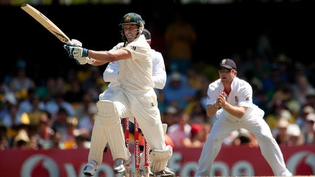 Cricket - Aussies in control