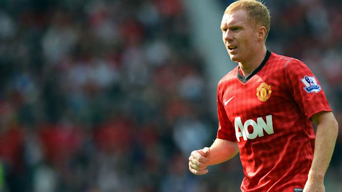 Manchester United Legend Paul Scholes Takes First Steps to Becoming a Manager