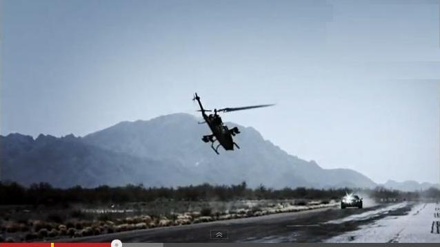 Top Gear Korea helicopter crash