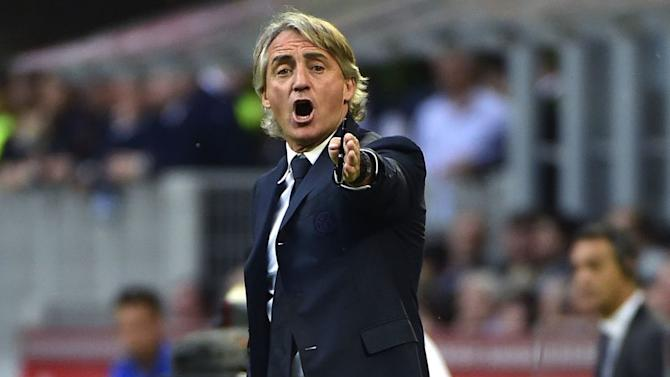 Former City Boss Roberto Mancini Linked With a Job Back in the Premier League Following Inter Exit