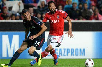 Garay refuses to rule out Benfica exit