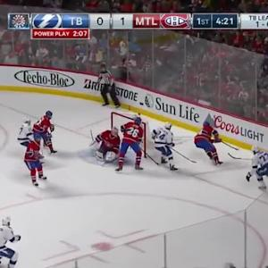 Tampa Bay Lightning at Montreal Canadiens - 05/03/2015
