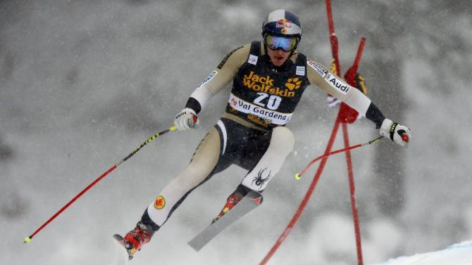 Audi FIS World Cup - Men's Downhill