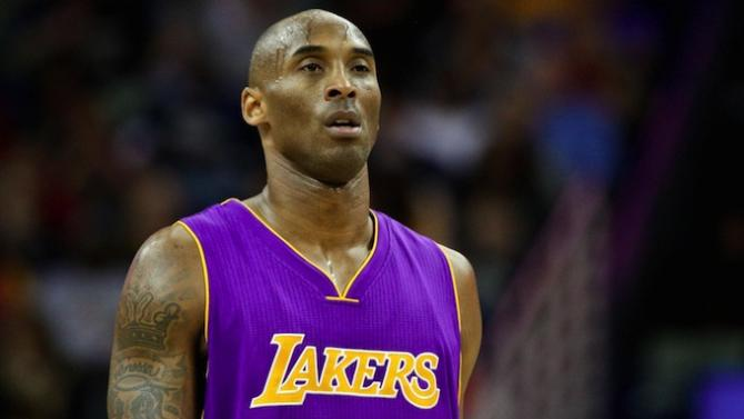 Kobe Bryant Isn't Going to Like His NBA 2K16 Rating At All