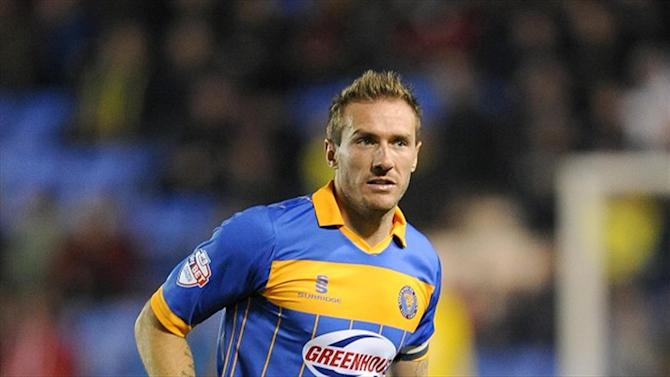 League Two - Shrewsbury stay top after win over AFC Wimbledon