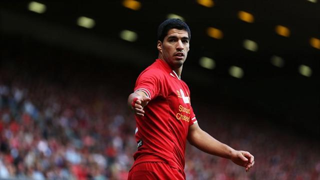 Premier League - Suarez attitude delights Rodgers