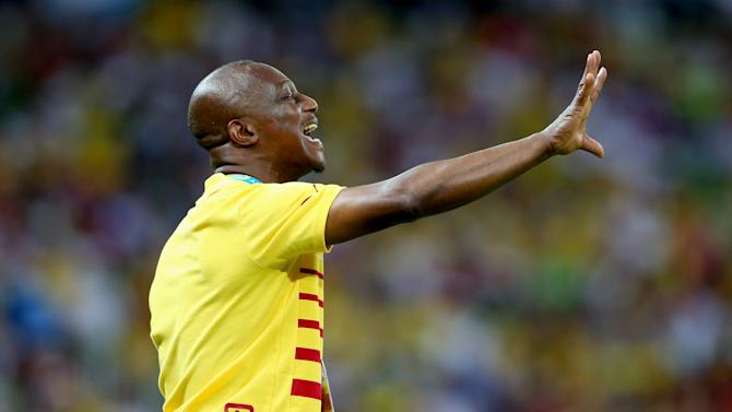 Appiah tips Africa for Russia 2018 glory