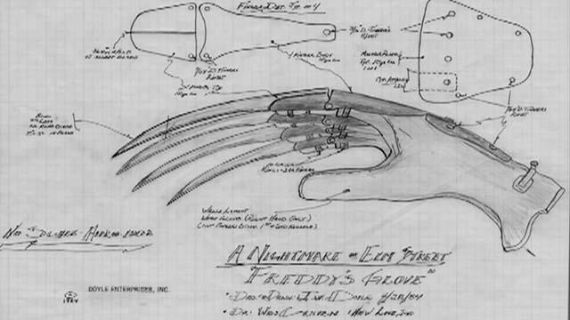 'A Nightmare on Elm Street' Collection Blu-ray Clip: Freddy's Glove