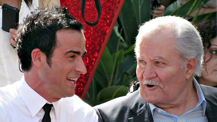 John Anthony Aniston and Justin Theroux
