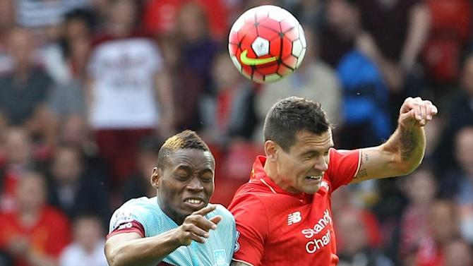 Lovren determined to make up for nightmare showing against West Ham