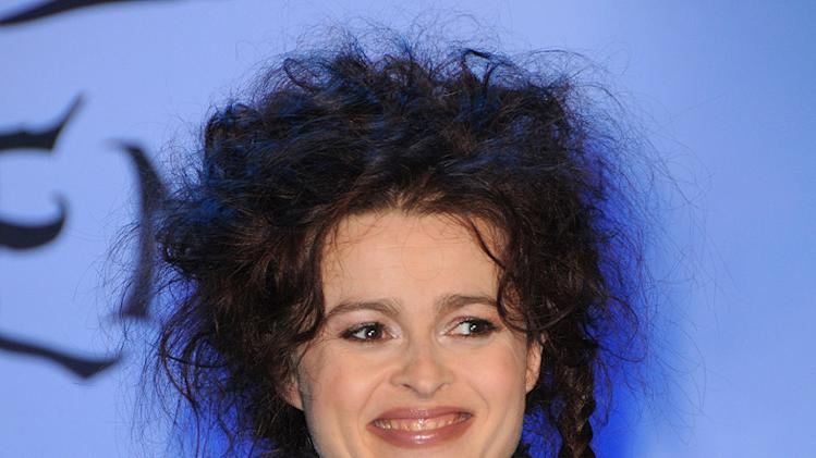 Alice in Wonderland Fan Event 2010 Helena Bonham Carter