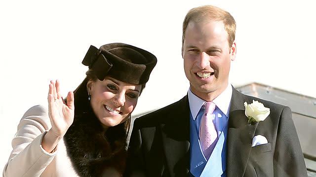 Kate Middleton Hints She's Having a Girl