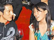 Wang Lee-hom meets Zuckerberg's girlfriend