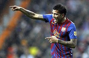 Dani Alves: Messi has been lacking spark