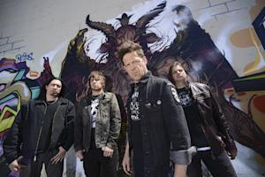 Newsted Channels Sixties Spies on 'Ampossible' - Song Premiere